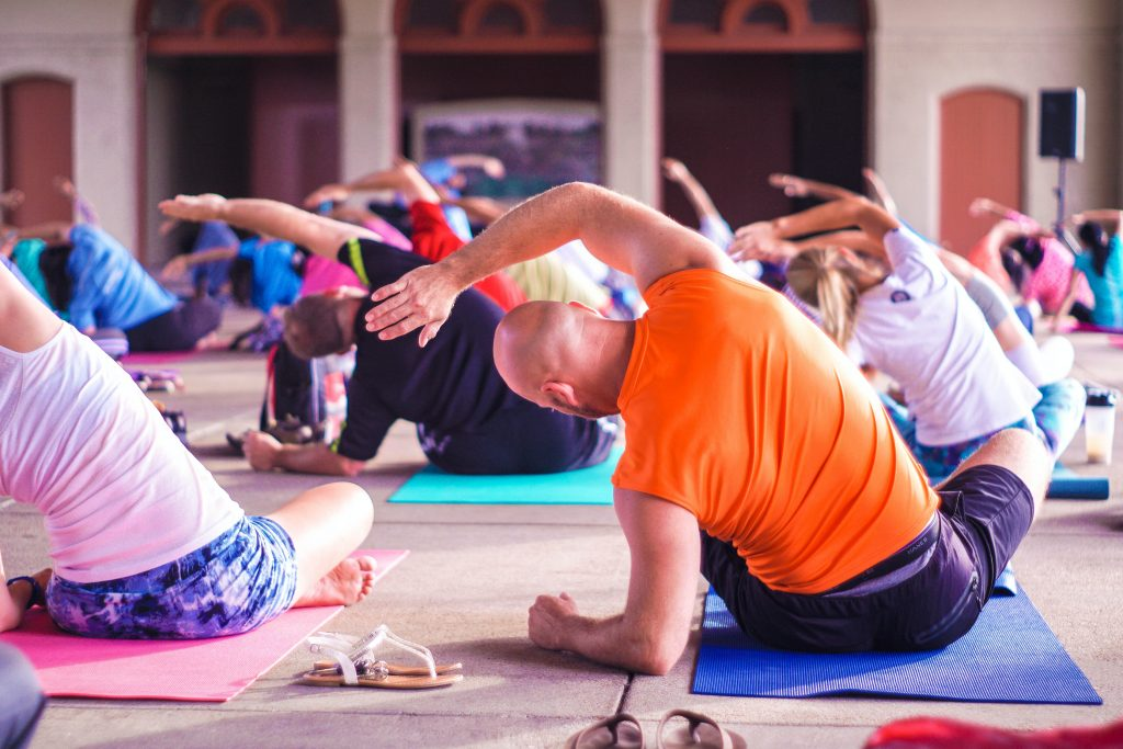Yoga shown to improve anxiety, study shows