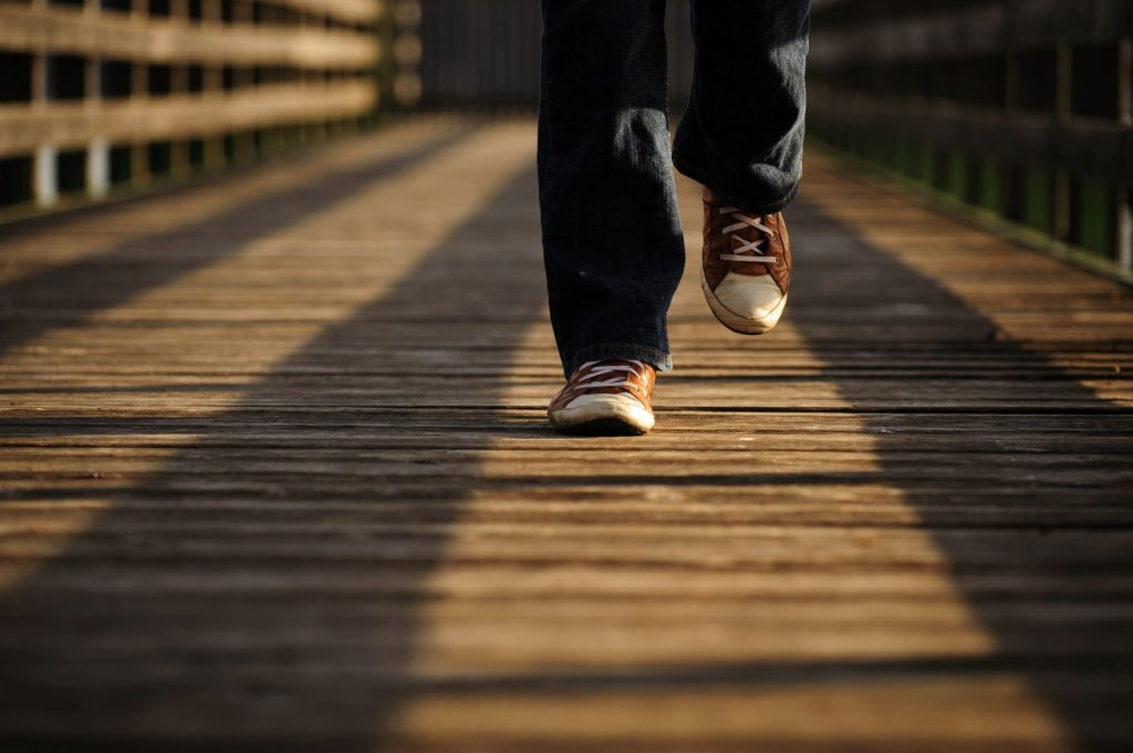 Health Benefits of Daily Walking on Mortality Among Younger-Elderly Men